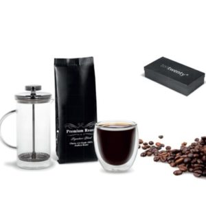 Cafetiere Coffee Set - Grayhouse
