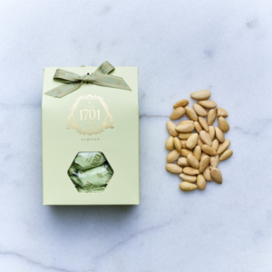 Almond Nougat Box - Grayhouse