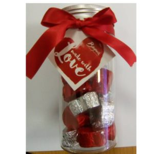 Large Chocolate Love Assorted Foil