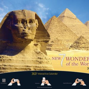 Pyramids Calendar Grayhouse Promotions