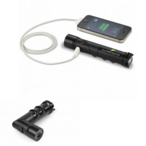 Breakout Emergency Power Bank and Torch