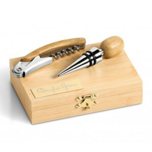 Shanghai Cork Screw Set