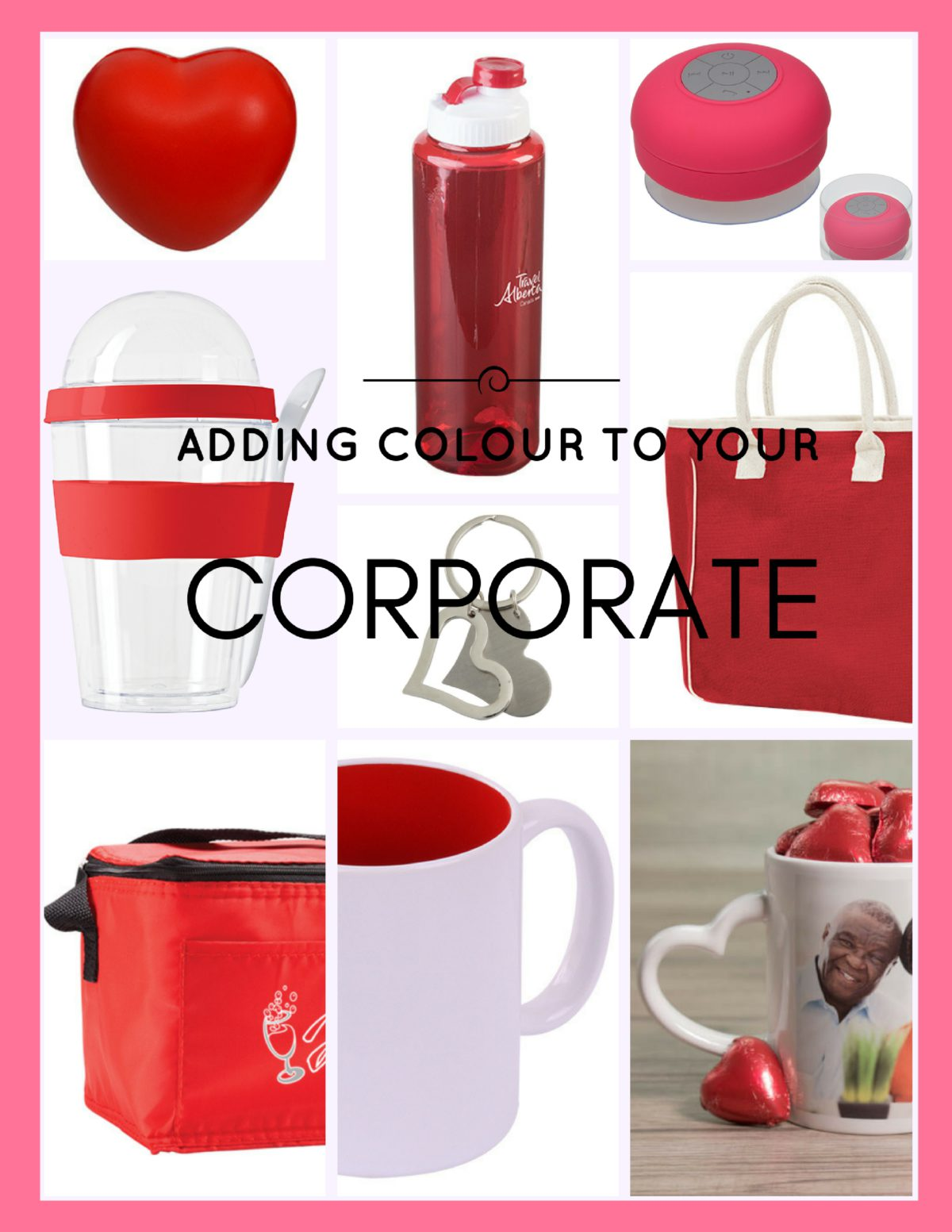 Johannesburg Corporate Valentine's Gifts 2017 | Gray House Promotions