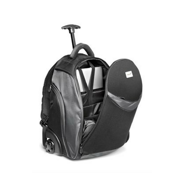 Gray House Promotions Branded Monaco Tech Trolley Backpack