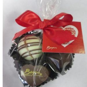 Valentines Heart Chocolate 3- Grayhouse