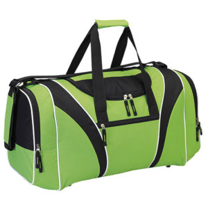 Racing Tog Bag Green