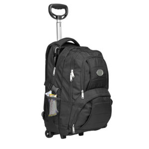 "Thistle 15"" Laptop Backpack Black"