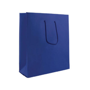 A4 Colour Carrier Bag Purple