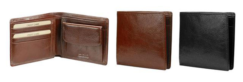 Adpel Wallet with Coin Purse
