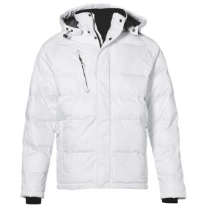 Balkan Insulated Jacket Mens White