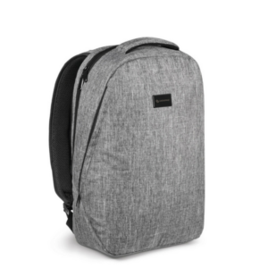 Gray House Barrier Travel-Safe Backpack