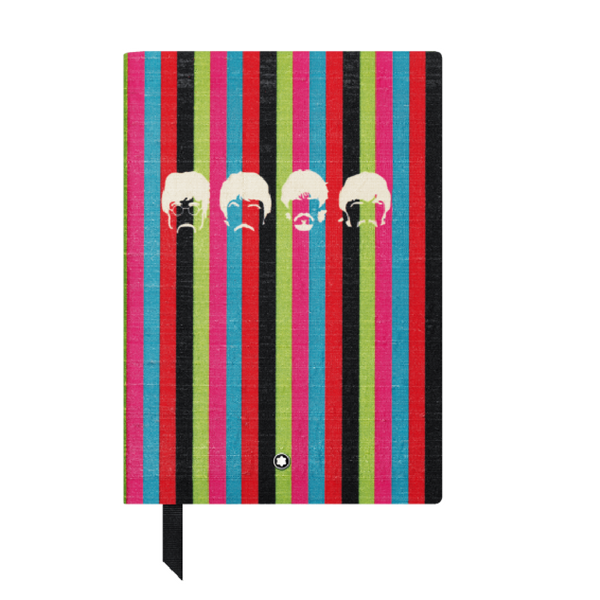 Gray House Beatles Notebook