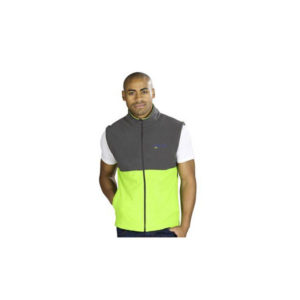 Benneton Zip-Off Fleece Jacket Mens