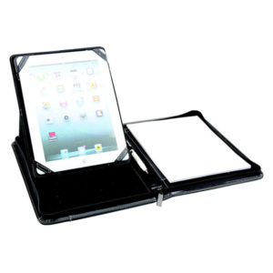 Bettoni Buddy Tablet Holder with Zip Black