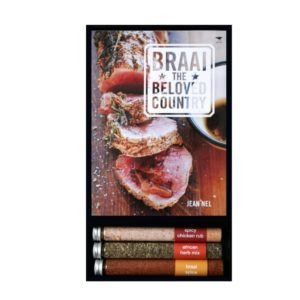 Braai Beloved Country Book