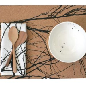 Branch Cork Placemat - Grayhouse