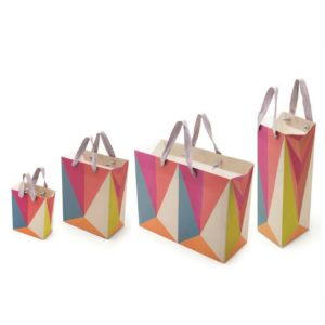 Built NY Paper Gift Bags – Various Sizes & Colours - Grayhouse