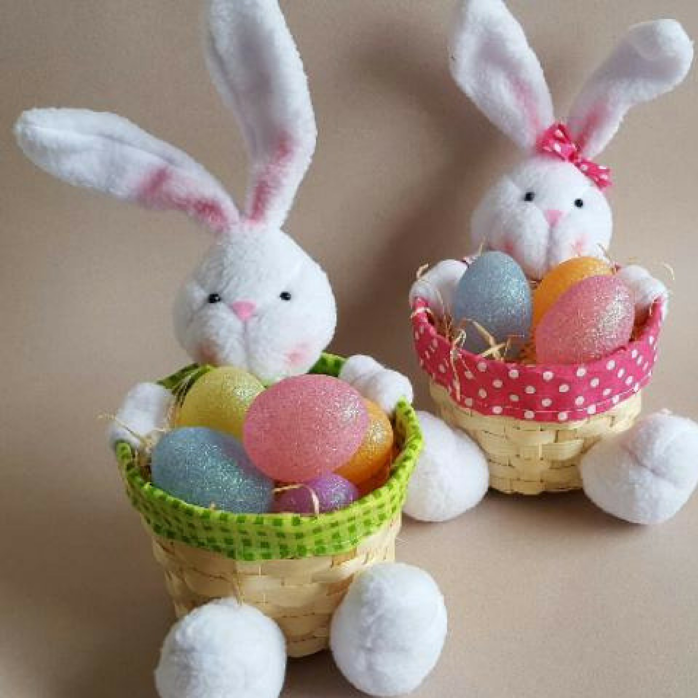 Easter magic bunny basket gray house promotions easter bunny baskets grayhouse negle Gallery