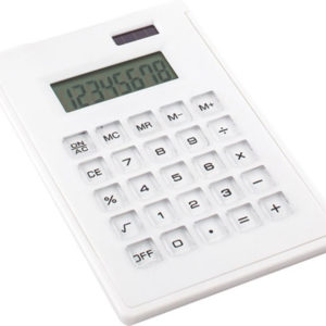 Calcumate Calculator White