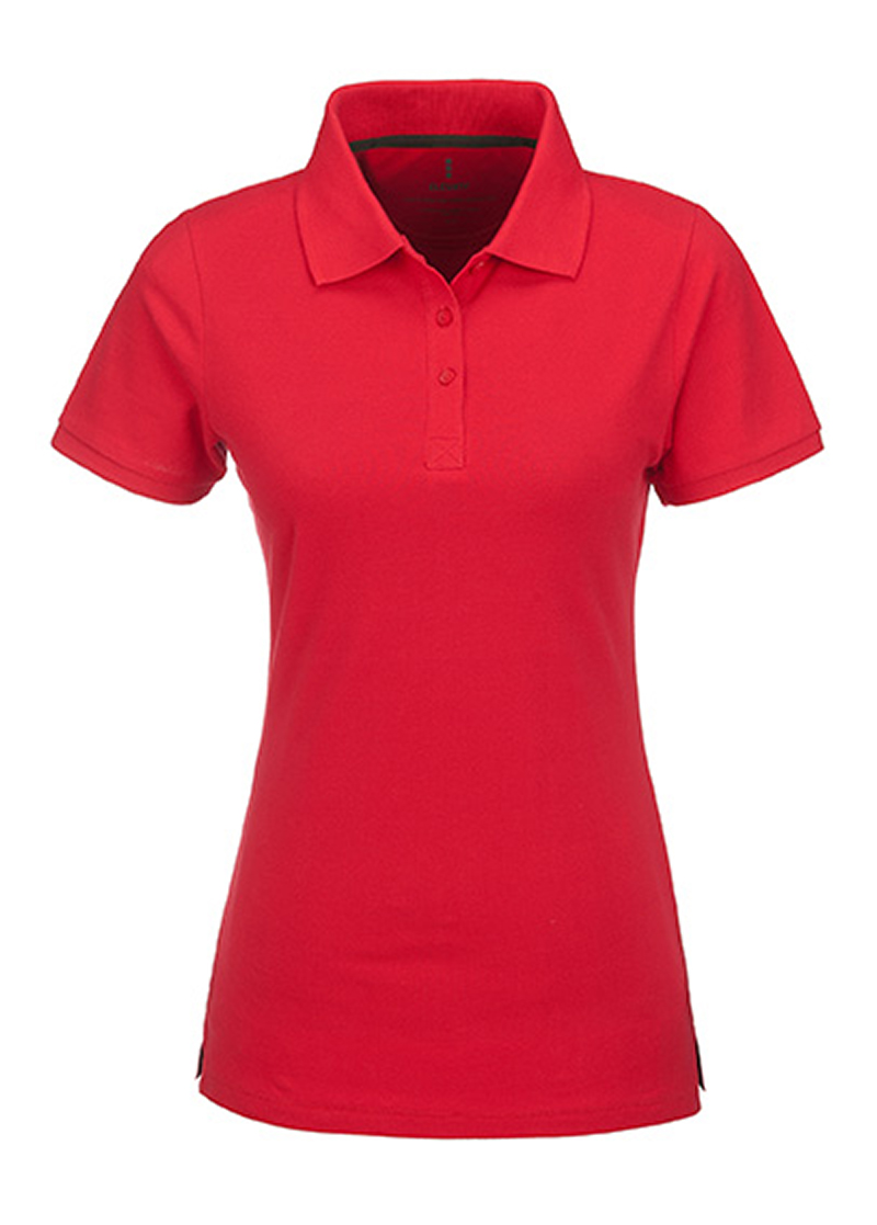 Calgary Golf Shirt Ladies Gray House Promotions