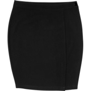 Candice Pencil Skirt Ladies Black