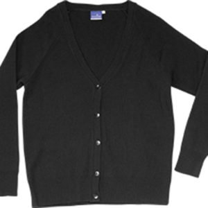 Cardigan Ladies Black