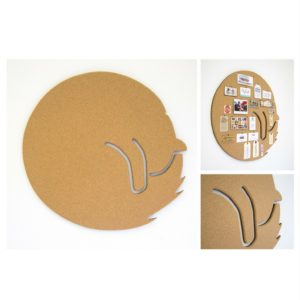Cat-cork-pin-board - Grayhouse