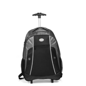 Gray House Promotional Centennial Tech Trolley Backpack