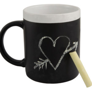 Chalk Mug - Valentines Day Gifts