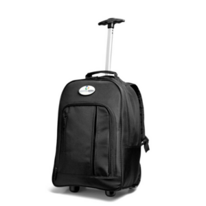 Gray House Branded Challenger Tech Trolley Backpack