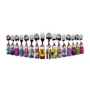 Character Spoon Set - Grayhouse