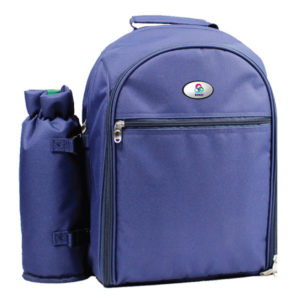 Chicago Picnic Backpack Blue