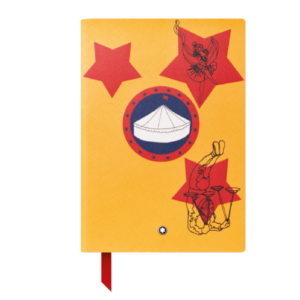 Gray House Circus Notebook Corporate Gifts