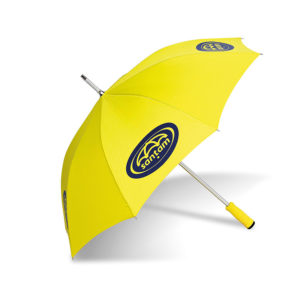 Cloudburst Umbrella Yellow