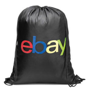 Condor Drawstring Bag Black