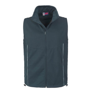 Cornwell Soft Shell Body Warmer Mens Navy