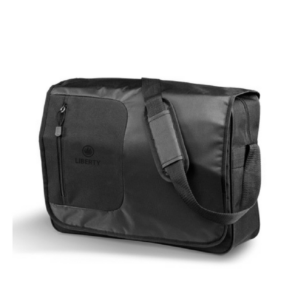 Gray House Promotional Crescendo Compu-Messenger Bag
