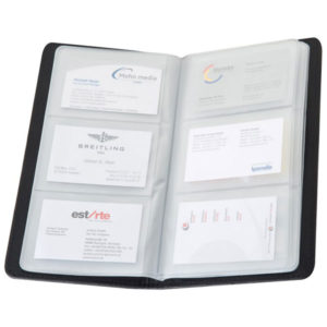 Crisma Business Card Folder