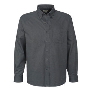 Cutter & Buck Epic Easy Care Long Sleeve Shirt Mens Black