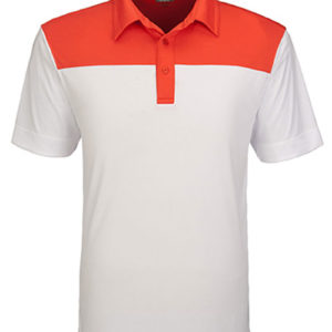 Cutter & Buck Kingston Golf Shirt Mens Red