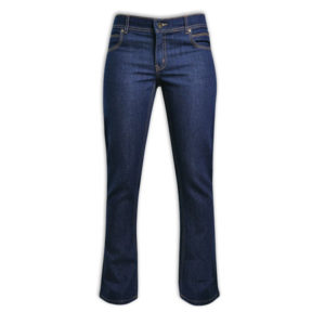 Denim Jeans Ladies Blue