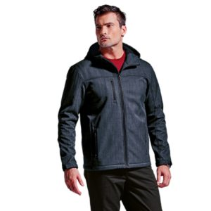 Navy Jacket Front - Grayhouse