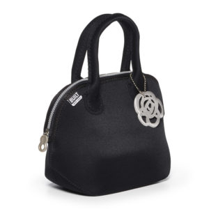 Downtown Lunch Tote Black
