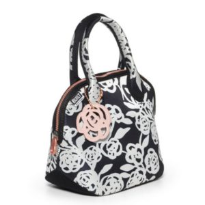 Rose Lunch Tote 3 - Grayhouse