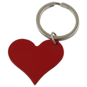 Heart Key Ring - Grayhouse