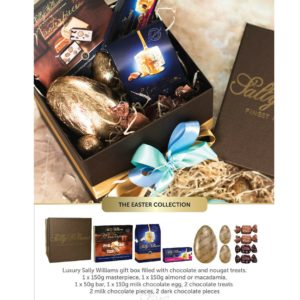 Johannesburg corporate easter gift ideas 2017 gray house promotions easter chocolate hamper grayhouse negle Images