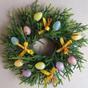 Easter Wreath - Grayhouse