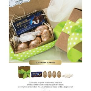 Johannesburg corporate easter gift ideas 2017 gray house promotions eco easter surprise gift box negle Gallery