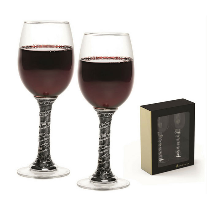 Gray House Corporate Gift Wine Set