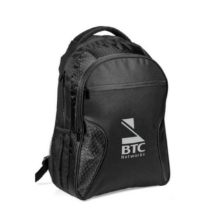 Gray House Promotions Emporium Tech Backpack